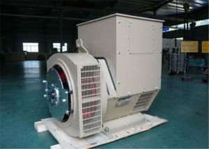 China 12.5kva Single Phase Brushless AC Generator Alternator For Cummins Generator Set on sale