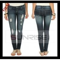 China Jeans sexy woman denim 2013 ladies fashion hot Skinny Denim Jeans on sale
