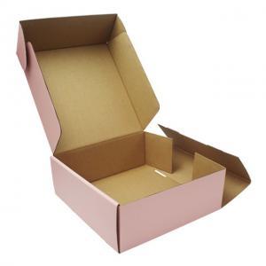 China custom shipping express packaging corrugated paper carton box custom printed corrugated shipping box on sale