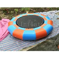 Inflatable Trampoline Blow Water Jumping Toy Water bouncer For Kids and Adults