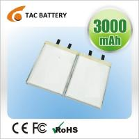 China Polymer Lithium Ion Batteries 5C-10C 9759156 ROHS UL For Power Tool on sale