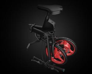 China Fitrider Roller Elektroroller elektrisches Fahrrad iVELO Bike PONY folding electric bike,Aluminum alloy,14inch on sale