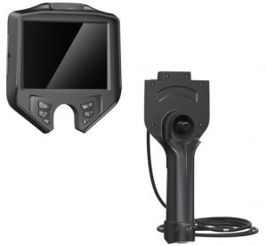 China Dual Camera HD Monitor and IR Thermal Imaging Industrial Borescope for Architecture Structure on sale