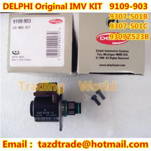China DELPHI CR IMV KIT / Inlet Metering Valve IMV 9109-903 / 9307Z523B for SSANGYONG / KIA on sale