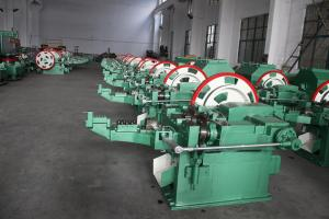 China Automatic Nail Making Machine on sale