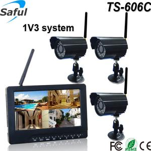 China Supports taking pictures function now and mirror function wireless cctv camera made in China on sale