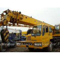 Used Truck Crane XCMG (QY16D)