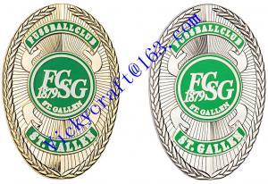 China Professional soft enamel custom vietnam lapel pin badges on sale
