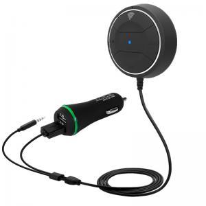 China Stereo Sound Speakers Portable Mini Desktop Bluetooth Handsfree Car Kit Amplified on sale