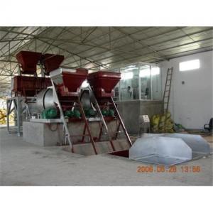 China BB fertilizer machinery/ compound fertilizer line/bulk fertilizer line on sale