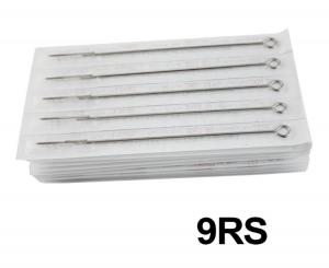 China Wholesale Disposable Tattoo Needles of Round Shader 1203RS 1023RS 50pcs per box on sale