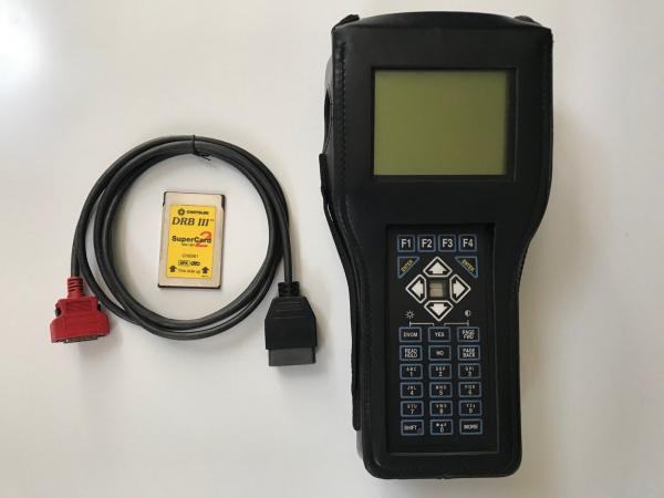 Chrysler DRB 3 Auto Diagnostic Scan Tools The exact DRB III