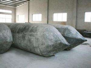 China Rubber Ship Launching Marine Airbag, Marine Air Balloon, Inflatable Rollers Bag on sale