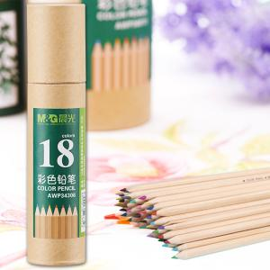 China Writing Drawing Wooden Pencils / Wood Pencil Colored Sketching With Pencil Box on sale