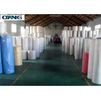 Lightweight Polyester Non Woven Fabric For Agriculture / Bag / Car / Garment