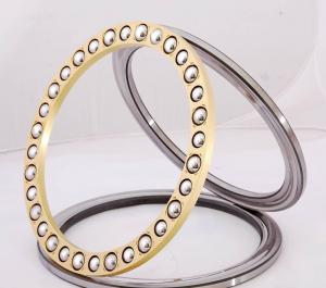 China Chrome Steel 51101 Ball Thrust Bearings for Industrial Machine on sale