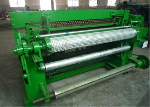 China Resistance Automatic Wire Mesh Welding Machine , Low Carbon Steel Wire Welded Wire Mesh Machine on sale