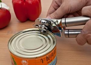 China Multi Functional Stainless Steel Kitchen Tools Ace Handheld Can Opener on sale