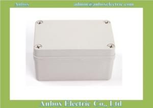 China 130x80x70mm IP67 PCB housing waterproof plastic enclosure electrical enclosures on sale