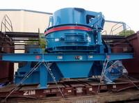 China Barmac VSI Impact Crusher Fraction Cubic Double Motor With Electronic Unit Control on sale
