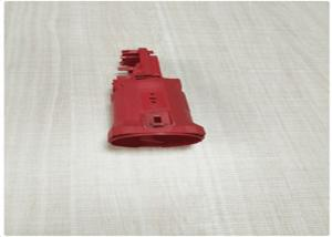 China Sturdy Industrial Molded Rubber Products , Red Molded Plastic Tool Handles on sale