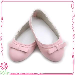 China 7- PU doll shoes wholesale 18 inch doll shoes princess doll shoes on sale