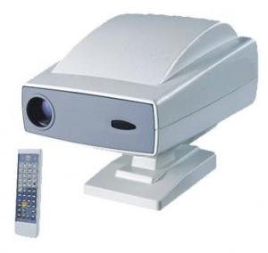 China Optometry Equipment LED Lamp Illuminated Auto Chart Projector for Ophthalmology on sale