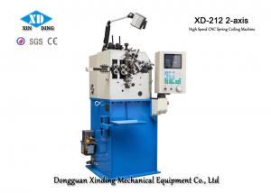 China XD-212 Spring Coiling Machine Efficiently Produces All Kinds Of Nozzle Spring on sale