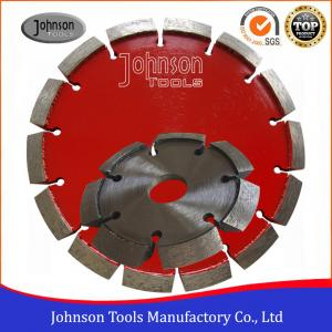 China 4'' - 9'' Diamond Mortar Rake Disc For Asphalt / Concrete / Bricks on sale