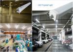 4ft/40W LED Tri Proof Light 160LPW,IK10 IP66,Full plastic housing