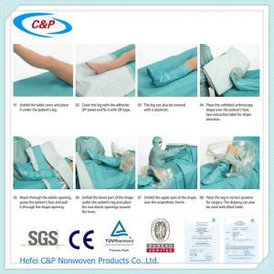 Quality Disposable Knee Surgery Drape Set for sale