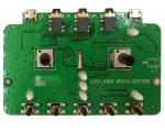 2 layers PCB, PCBA prototype service, one stop EMS PCB Assembly manufacturer for Audio products