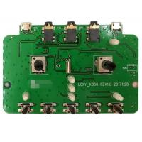 China 2 layers PCB, PCBA prototype service, one stop EMS PCB Assembly manufacturer for Audio products on sale