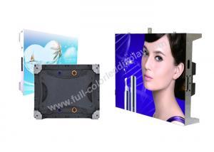 China Customized Ultra Slim HD LED Display  Nova Star System Control on sale