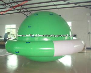 China Kids Inflatable Saturn Rocker For Water Playground / Inflatable Saturn Water Toys on sale
