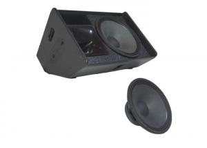 China High Power Disco Sound Equipment Speaker System 450W For Medium Touring Show on sale