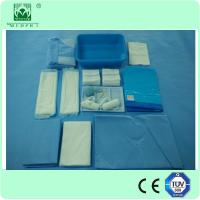 Obstetrics Surgery Delivery Pack With Underbuttock Drape