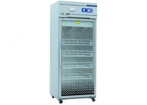 China 4 Degree Blood Bank Fridge Microprocessor - Based Medical Grade Refrigerator on sale