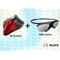 China External 3D PC Solution with 3D Shutter Glasses and SYNC Emitter on sale