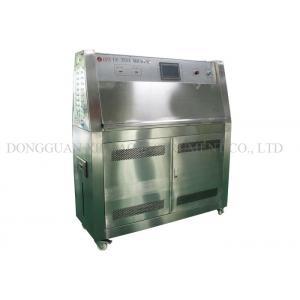 High Precision Environmental Test Chamber ASTM D4799 UVA Aging Testing