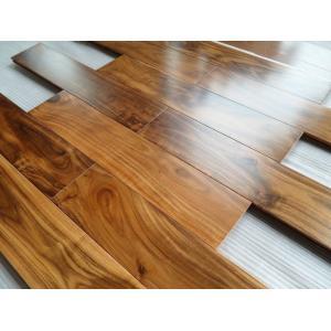 China bronze small leaf acacia hardwood flooring on sale