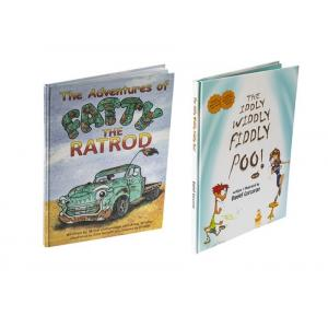 China CMYK Offset Printing Childrens Book Printing For Drama Book 8.5X11 / 6X9 Size on sale