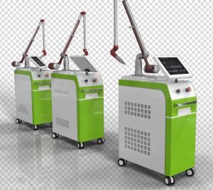 China 12 inch Screen size portable laser tattoo removal machine supplier