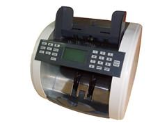 China An Ideal Money Counter/Money Counting Machine with UV MG/MT IR counterfeit detection-MoneyCAT800 EUR on sale