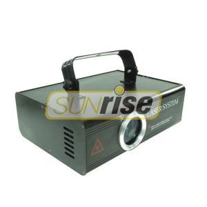 China 500MW Outdoor Laser Stage Lighting , DMX512 13CH ILDA Full Color Animation Laser Light on sale