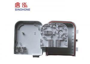 China Customer 8 Ports  Fiber Optic Termination Box Wall Pole Mountable on sale