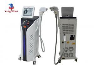China Vertical Diode Laser Hair Removal Machine , 808nm Unwanted Hair Removal Machine on sale