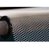 China Flattened Expanded Metal Mesh Sheet wear resistance For Building Decoration on sale