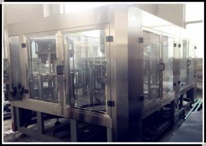 China Estabilidade running alta máquina de enchimento carbonatada da bebida para a fatura pequena da bebida on sale