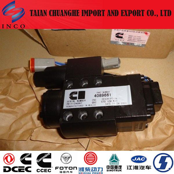 Import And Export Company Emirate Co Mail: CUMMINS 4089661,ISC ICV ISCE 4089661,INJECTION CONTROL